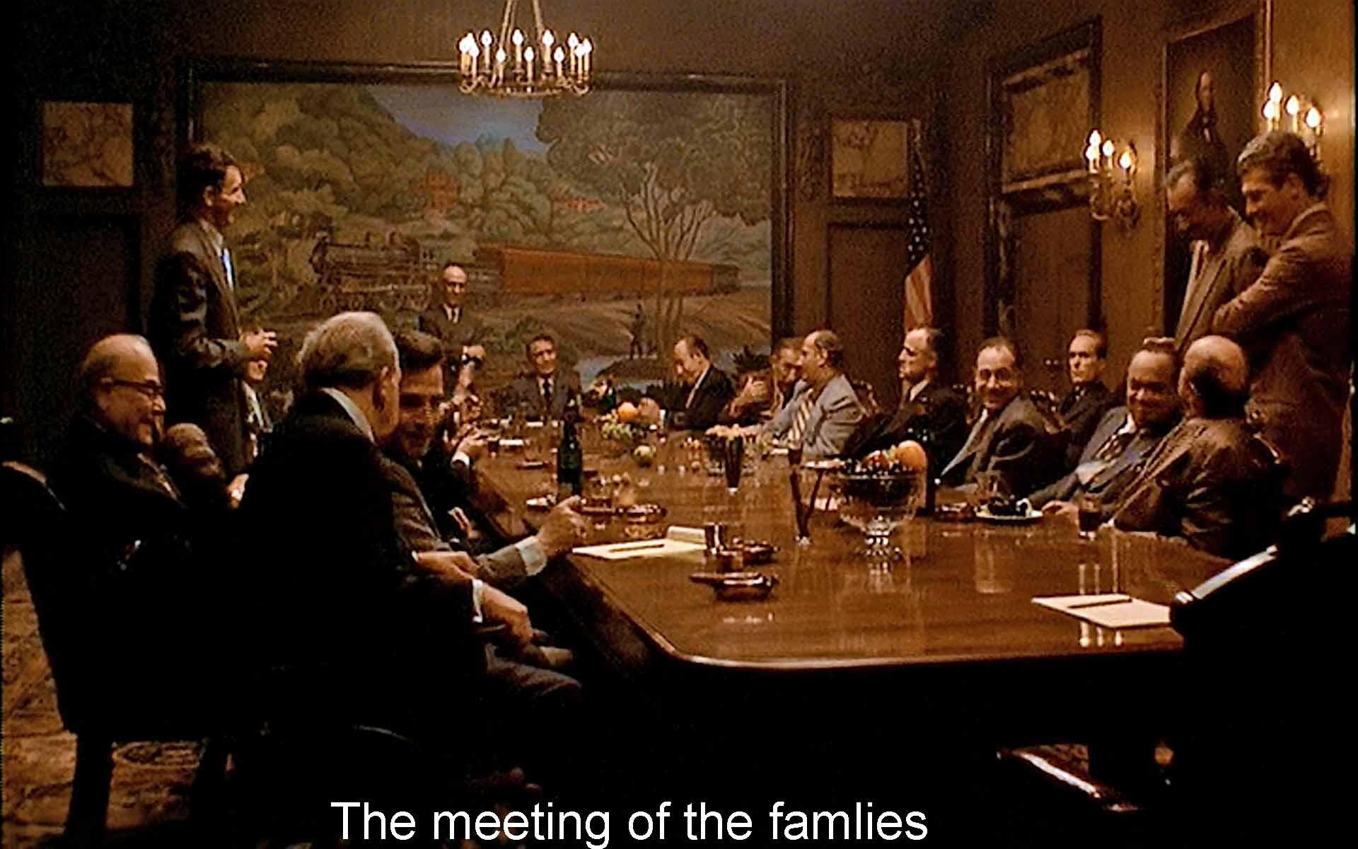 ファミリー会合