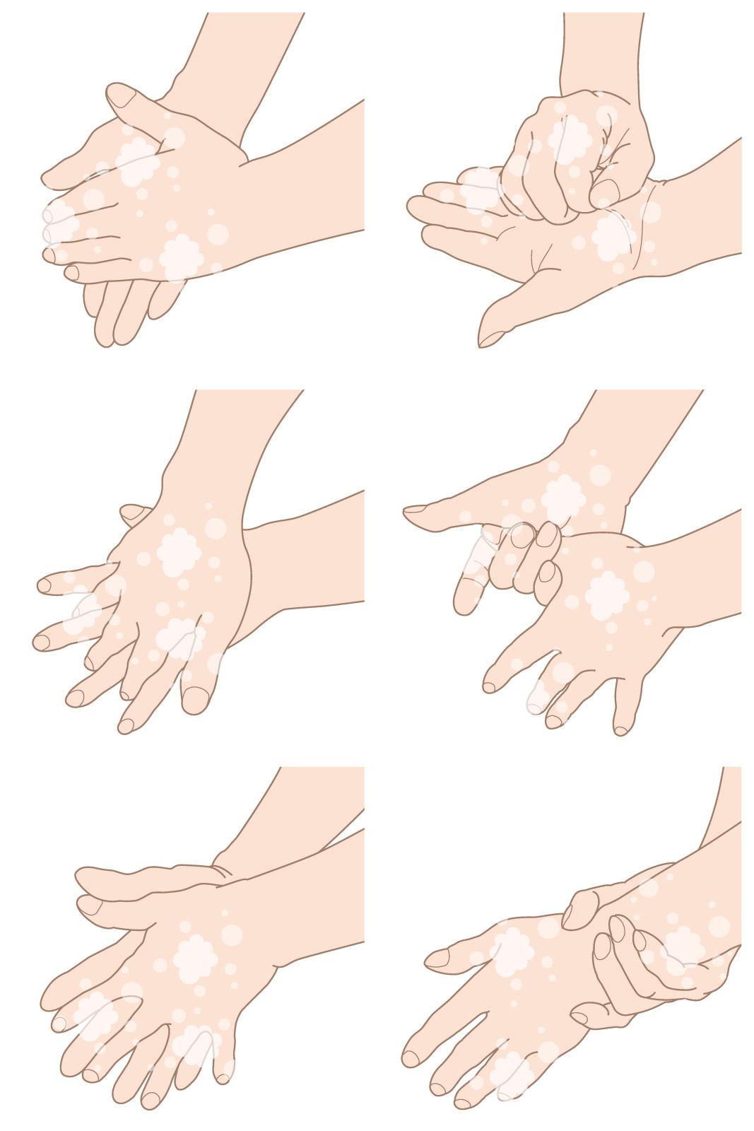病気 予防 手洗い