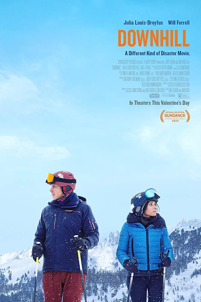 『フレンチアルプスで起きたこと』原題:Downhill