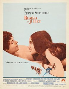 romio and juliet 1968