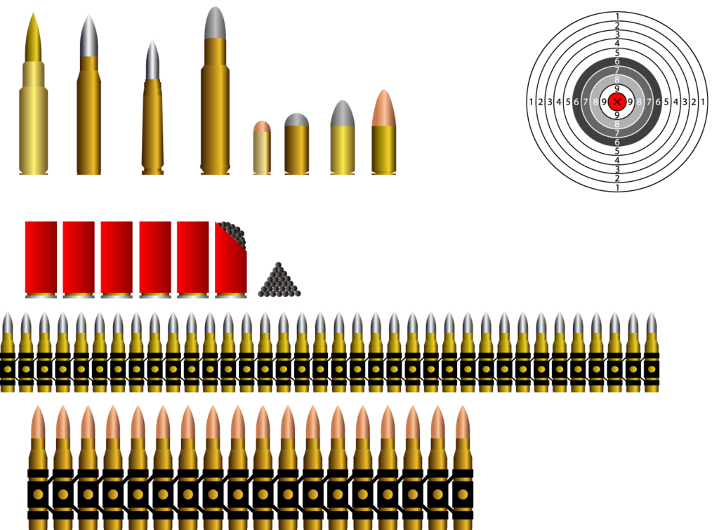 弾丸イメージ